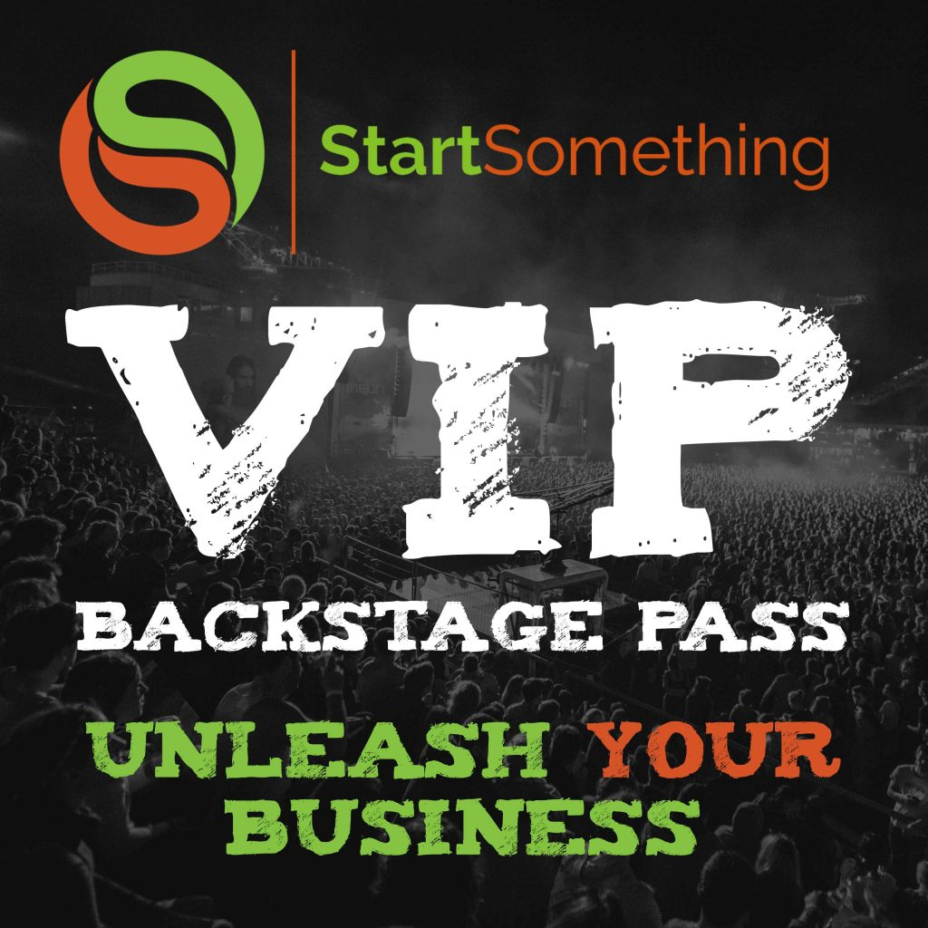 startsomething-vip-backstage-pass