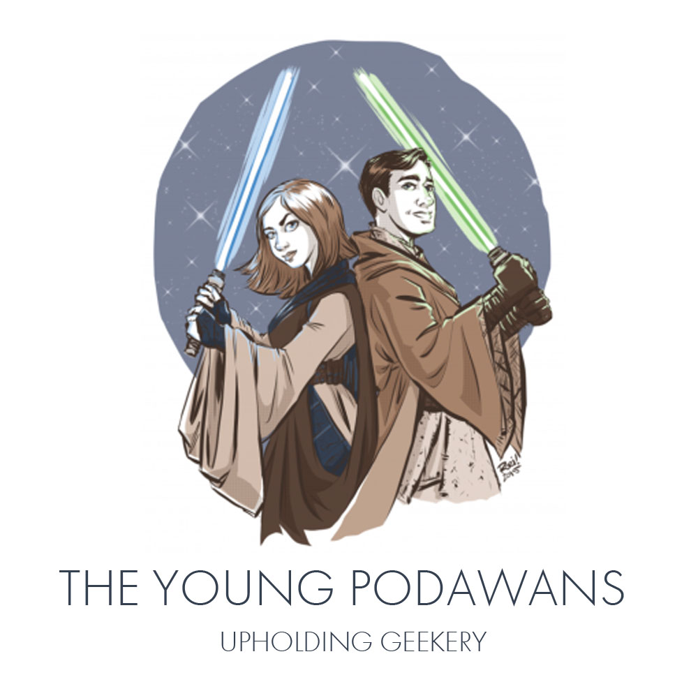 THE YOUNG PODAWANS