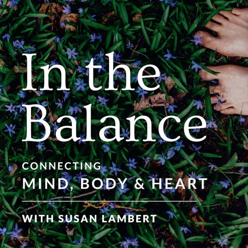 In the Balance With Susan Lambert