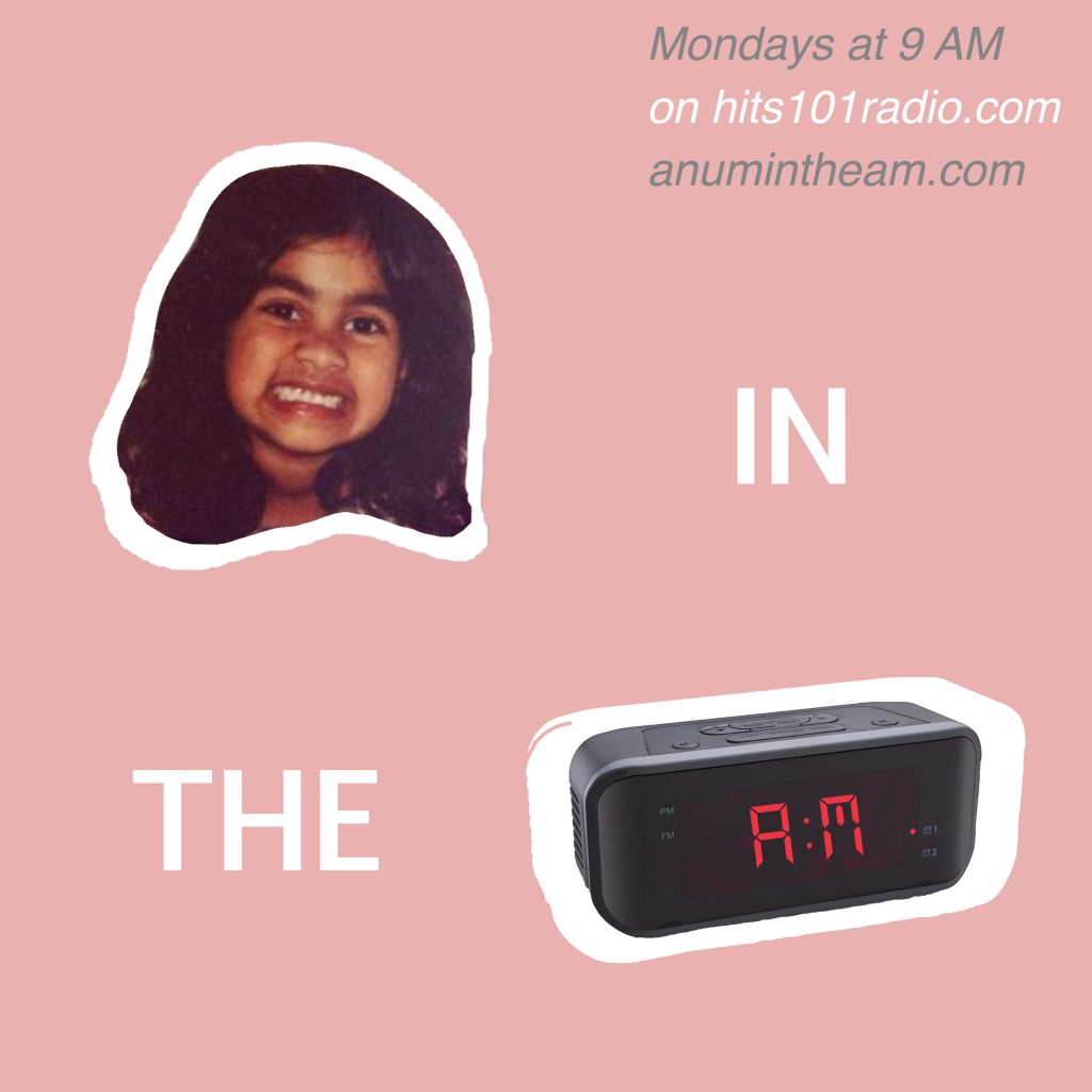 A Radio Show About Art With Anum Ahmed