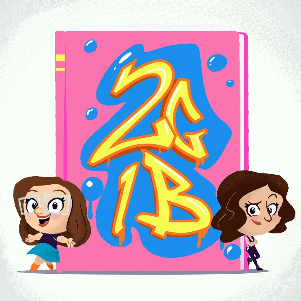 The Two Girls One Book Podcast
