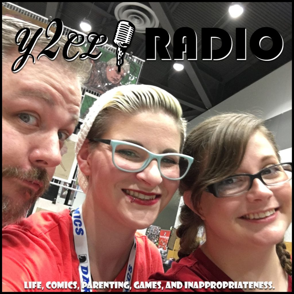 Y2cl Radio Podcast with John, Kaylie and Jackie